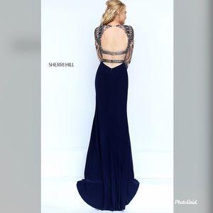 Sherri Hill Prom Dress Set